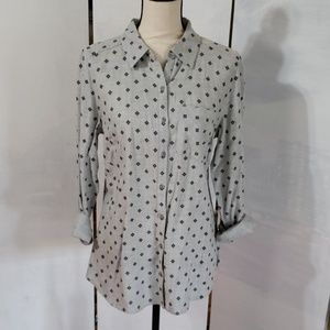 Maurices ladies button up